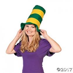 Stove Top Hat