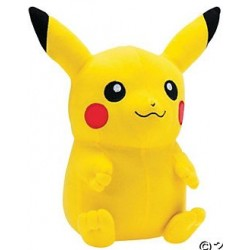 Pikachu Pokemon Plush 9""