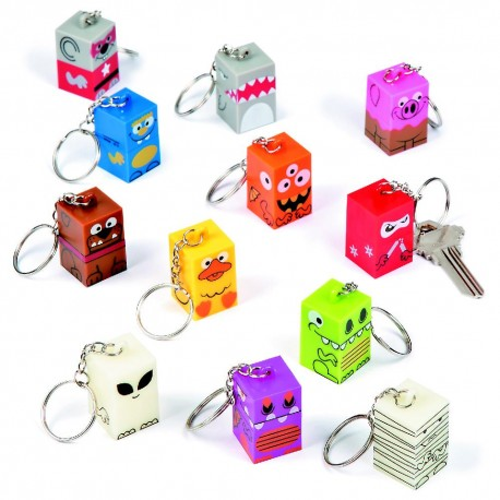 Level A1-Bonus Stack up the Prizes Stackerz Keychain Collectible