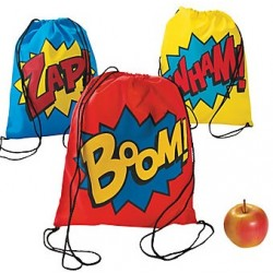 Bonus Superhero Backpack Its In The Bag