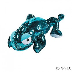 Color Changing Flipping Sequins Chameleon