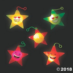 Emoji Light Up YoYo Ball