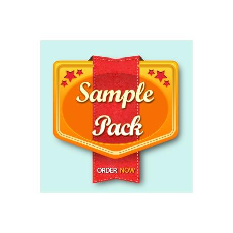 Sample pack Spotlight on Prizes