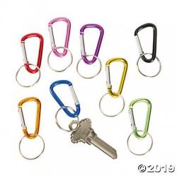 Level A2-Bonus Carabiner Keychain