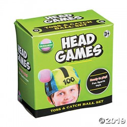 Head Games Toss Set for 2