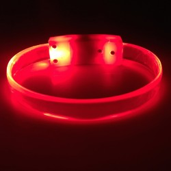 Light Up Flashing Wristband
