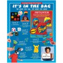 It's In The Bag prize level packs